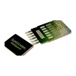 Multitestas 12 narkotinių medžiagų nustatymui šlapime, N1 (SSD, Anglija)