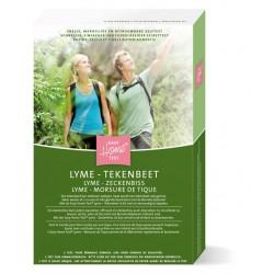 """""""Easy Home LYME"""" testas Laimo ligos (boreliozės) diagnostikai,  (1 testas) (Imhotep Medical, Olandija)"""