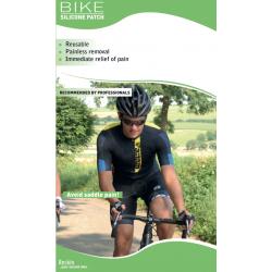 """Silikoninis pleistras dviratininkams """"ReSkin BIKE Silicon Patch"""", 2 vnt. (Reskin Medical NV, Belgija"""