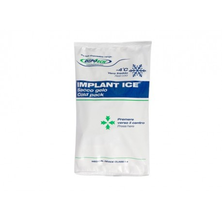 "Šaldantis paketas ""Dispo Implant Ice"", 14x24cm (vienkartinis) (Dispotech Srl, Italija)"