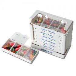 "Vaistų dėžutė savaitei ""19047 PillMate  7"", (1 vnt.) (Shantys Ltd., Anglija)"