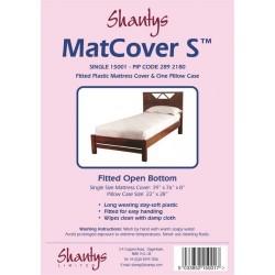 """Čiužinio apsauga """"MatCover S 15001"""", (1 vnt.) (Shantys Ltd., Anglija)"""