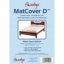 """Čiužinio apsauga """"MatCover D 15002"""", (1 vnt.) (Shantys Ltd., Anglija)"""