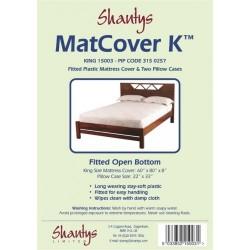 """Čiužinio apsauga """"MatCover K 15003"""", (1 vnt.) (Shantys Ltd., Anglija)"""