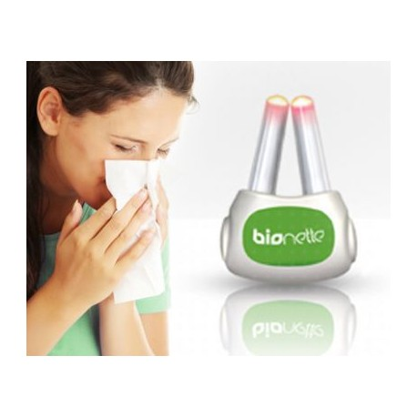 "Prietaisas alerginio rinito, šienligės gydymui ""Bionette"", 1 vnt., (BioLight Medical Devices Ltd."