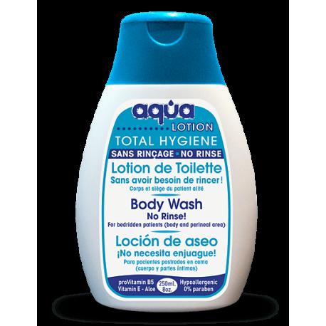 """Higieninis losjonas kūnui valyti """"Aqua® Total Hygiene"""", 250ml, (Cleanis, Prancūzija)"""