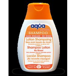 "Higieninis šampūno losjonas ""Aqua® Shampoo"", 250ml, (Cleanis, Prancūzija)"