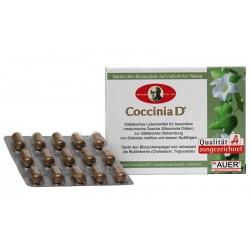 COCCINIA D® maisto papildas, 60 kaps.  (AAPOSPA Naturliche Heilmittel, Austrija)
