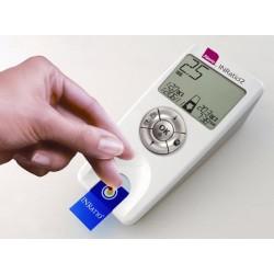 INRatio 2 – kraujo krešėjimo rodiklių INR/PT matuoklis, N1, (Alere, JAV)