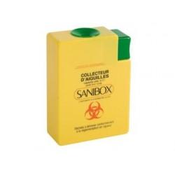 Sani Box 170 ml konteineris panaudotų ir pavojingų priemonių išmetimui, N1