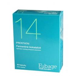 EUBAGE 14 Prostatai, 60 kaps.  (Hedelab,Belgija)