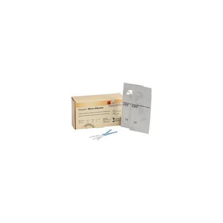 Mikroalbumino testų juostelės, (10 testų) (Preventis, Vokietija)