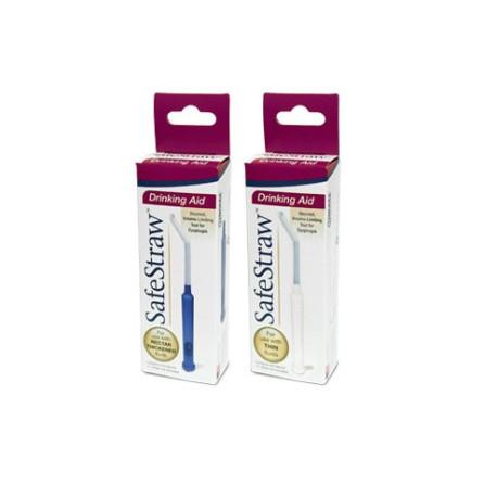 SafeStraw šiaudelis gėrimui-maitinimui (tirštiems skysčiams) N1