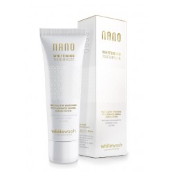 Nano Whitening dantų pasta 75 ml, (WhiteWash Laboratories, JAV)