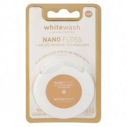 Nano FLOSS – išsiplečiantis tarpdančių siūlas 25m, (WhiteWash Laboratories, JAV)