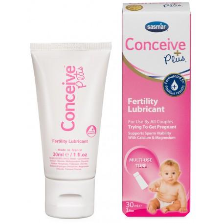 Conceive Plus vaisingumo lubrikantas, tūbelė 30ml