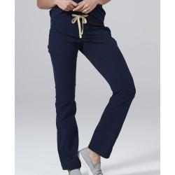 """Medicininė mot. pižama – kelnės """"Argon"""" (tamsiai mėlynos sp.)"""