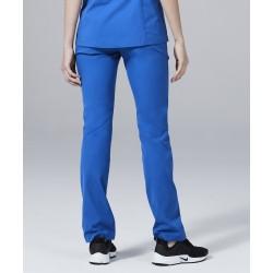 """Medicininė mot. pižama – kelnės """"Argon"""" (karališka mėlyna sp.)"""