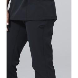 """Medicininė mot. pižama – kelnės """"Argon"""" (juodos sp.)"""