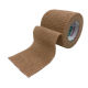 COFLEX® - elastinis tvarstis 5 cm x 4,5 m, (kūno spalvos)