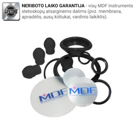 "Stetofonendoskopas ""MDF 797X ProCardial ERA"" , (MDF Instruments, JAV)"