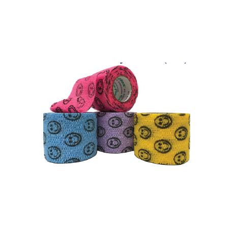 COFLEX® NL - elastinis tvarstis (be latekso) vaikiškas, 3,8 cm x 4,5 m