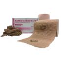 CoFlex TLC LITE su kalaminu® - standartinės kompresijos dviejų sluoksnių kompresinis tvarstis