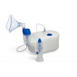 """Inhaliatorius """"OMRON C102 2in1"""" su nosies plovykle"""