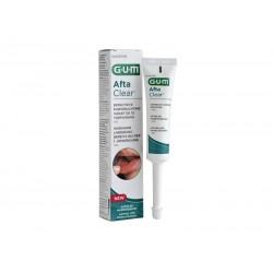 """Burnos priežiūros priemonė """"GUM AftaClear"""" gelis, 10 ml"""