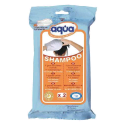 "Higieninė šluostė galvos plovimui ""Aqua® Shampoo"", 2 vnt. (vienkartinė), (Cleanis, Prancūzija)"