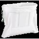 Hygie® higieniniai vėmimo maišeliai su laikikliu, 50 vnt. (vienkartiniai)