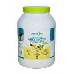 """Pure Instant WHEY PROTEIN (vanilės skonio) baltynų koncentratas """"PROTEIN INN"""", 1kg"""