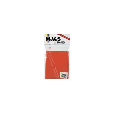 """Elastinė juosta 1,5m raudona (vidutinė) """"MoVeS Band"""" N1"""