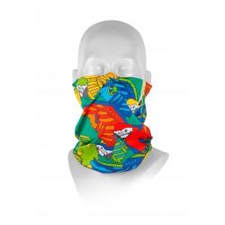"Apsauginė kaklajuostė su nanopluošto membrana ""R-shield Light Adult Parrot"" 1 vnt."