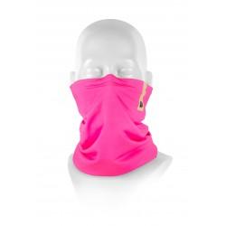 "Apsauginė kaklajuostė su nanopluošto membrana ""R-shield Light Adult Pink"" 1 vnt."