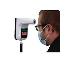 Bekontaktis IR termometras...