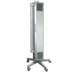 Baktericidinė (UV-C) lempa patalpų dezinfekavimui (uždaro tipo)
