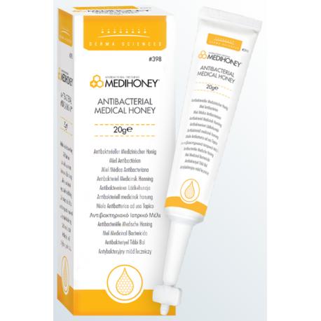 MEDIHONEY 100% antibakterinis medicininis medus 20g