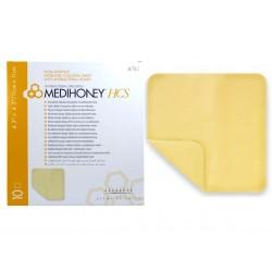 Medihoney™ HCS hidrogelio tvarstis 11x11cm (10 vnt./pak.)
