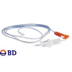 """Vaistų lašinimo į veną sistema """"BD Infusion Set R87"""" (BD, JAV)"""