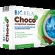 """""""BIORELA Choco dark"""" su saldikliu 10 juodojo šokolado batonėlių po 12,5 g, be cukraus (Milsing d.o.o. Kroatija)"""