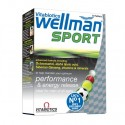 """Wellman Sport"" tab., (30 tablečių) (Vitabiotics Ltd, Jungtinė Karalystė)"