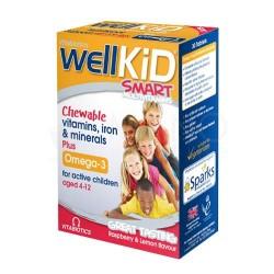 """""""WellKid"""" tab., (30 tablečių) (Vitabiotics Ltd, Jungtinė Karalystė)"""