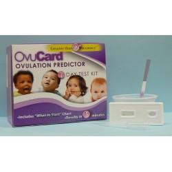 """Ovuliacijos testas  (kasetė) """"OvuCard""""  (7 testai) N7"""