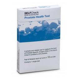 """SELFCheck  PSA"" testas vyrams, prostatos vėžio diagnostikai, (1 testas) (First Health Ltd., Anglija)"