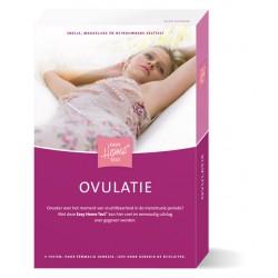 """""""Easy Home LH"""" testas """"pieštukas""""ovuliacijos diagnostikai, šlapime (5 testai) (Imhotep Medical, Olandija)"""