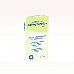 """""""Atlas Home Kidney"""" testas inkstų nepakankamumo diagnostikai (2 testai) (Atlas Medical, Jordanija)"""