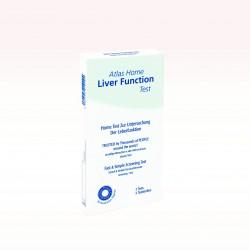 """""""Atlas Home Liver"""" testas kepenų funkcijos diagnostikai (2 testai) (Atlas Medical, Jordanija)"""