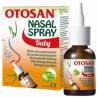 Otosan nasal spray Baby., 30ml (ekologiškas, augalinis), (Otosan, Italija)