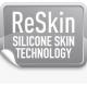 """Silikoninis pleistras randams (4x7,5cm) """"ReSkin SCAR Silicon Patch"""", 2 vnt. (Reskin Medical NV, Belgija)"""